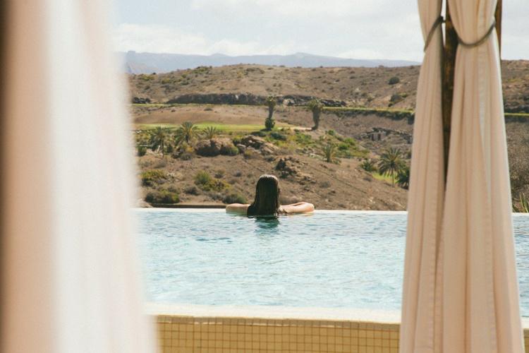 Schwimmbad Salobre Hotel Resort & Serenity Maspalomas