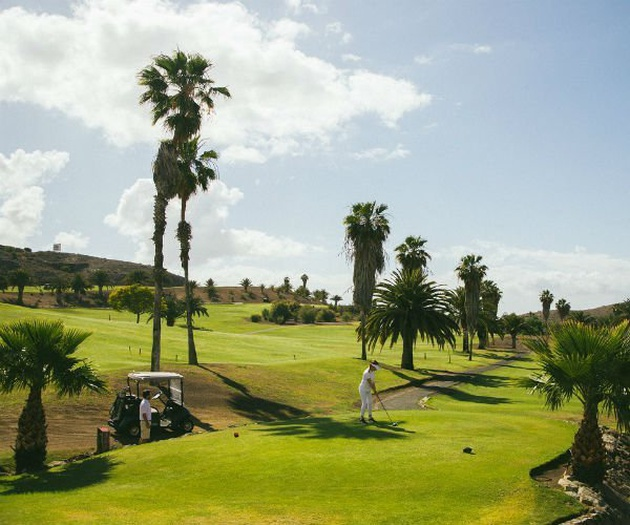 Old Course Salobre Hotel Resort & Serenity Maspalomas